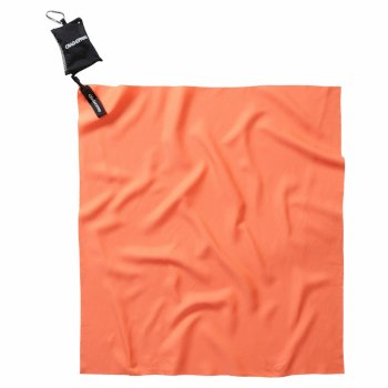 Craghoppers Compact Towel - Orange