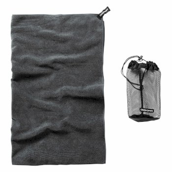 Craghoppers Super Large Microfibre Travel Towel - Grey