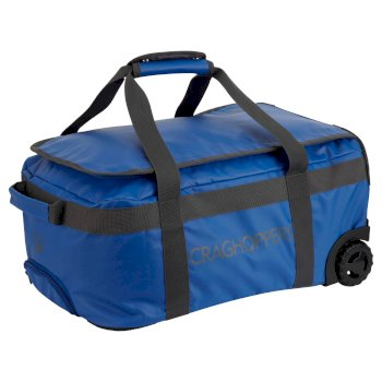 Craghoppers 38 Litre Shorthaul Luggage Bag Sport Blue / Quarry Grey