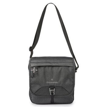 Craghoppers Cross Body - Black