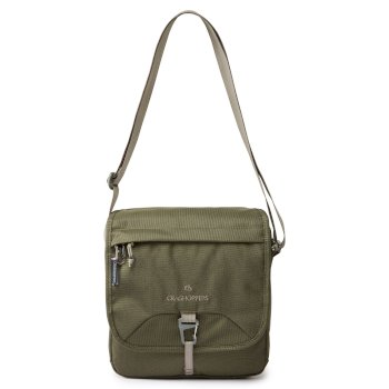Craghoppers Cross Body - Woodland Green