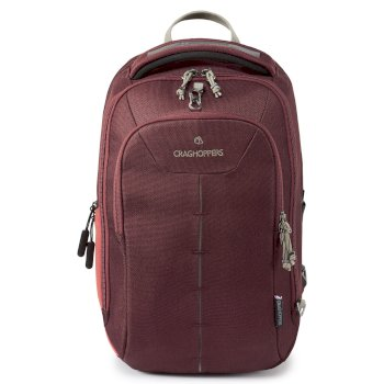 Craghoppers 20L Rucksack - Brick Red