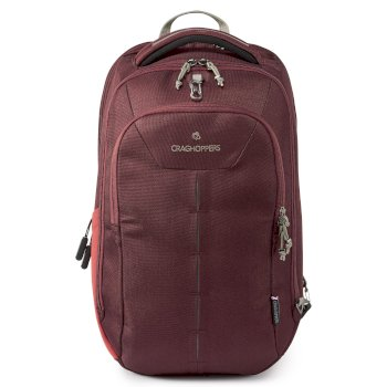Craghoppers 30L Rucksack - Brick Red