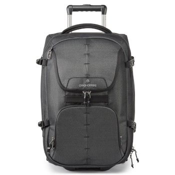 "Craghoppers 40L 22"" Wheelie - Black"
