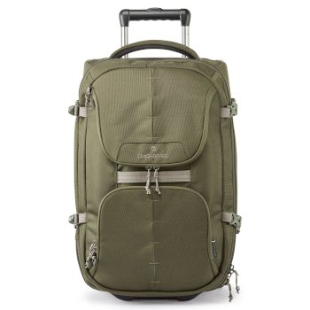 "Craghoppers 22"" Wheelie 40L - Woodland Green"