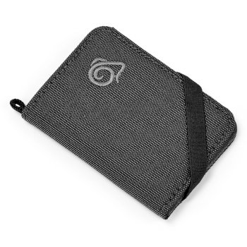 Craghoppers Card Wallet - Black