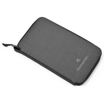 Craghoppers Travel Wallet - Black