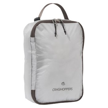 Craghoppers Packing Cube Medium - Cloud Grey