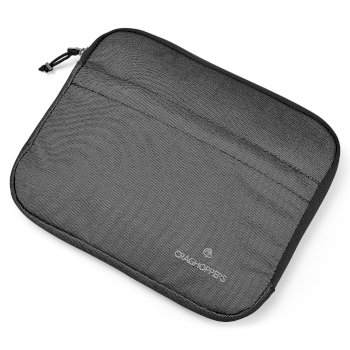 Craghoppers Ipad Sleeve - Black