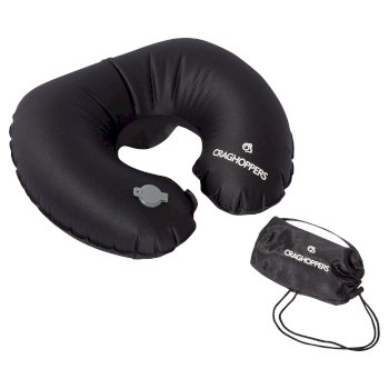 Craghoppers Travel Pillow - Black