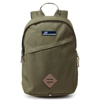 Craghoppers 22L Kiwi Classic Backpack - Woodland Green