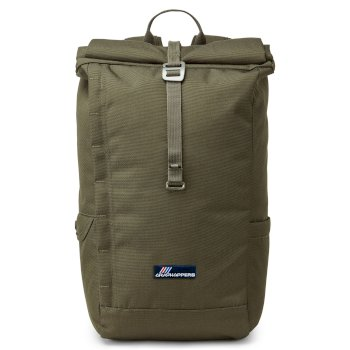Craghoppers 20L Kiwi Classic Rolltop Backpack - Woodland Green