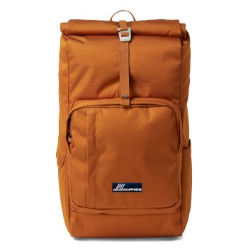 Craghoppers 26L Kiwi Classic Rolltop Backpack - Potters Clay