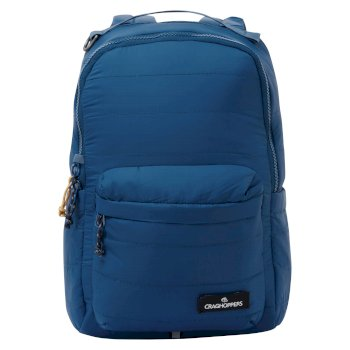 Craghoppers 10L Compresslite Backpack - Poseidon Blue