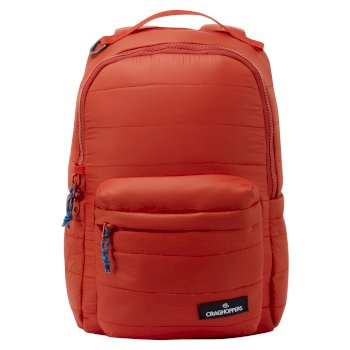 Craghoppers 16L Compresslite Backpack - Pompeian Red