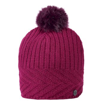 Craghoppers Kids Bonnie Hat Azalia Pink