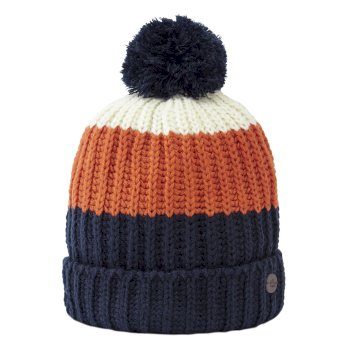 Craghoppers Kids Morgan Hat - Blue Navy Stripe