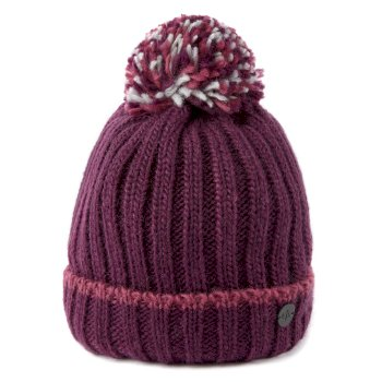 Craghoppers Austin Hat - Blackcurrant