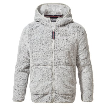 Craghoppers Angda Hooded Jacket - Dove Grey