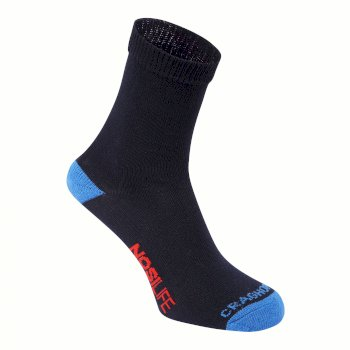 Craghoppers NosiLife Kids Single Travel Sock - Dark Navy