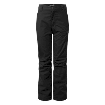 Craghoppers Kiwi Winter Lined Trousers - Black