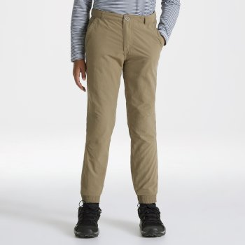 Craghoppers NosiLife Terrigal Trousers - Pebble