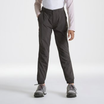 Craghoppers NosiLife Terrigal Trousers - Black Pepper