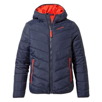 Timo Jacket - Blue Navy