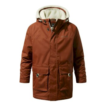 Craghoppers Pherson Jacket Burnt Umber