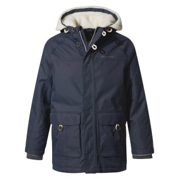 Craghoppers Pherson Jacket Blue Navy