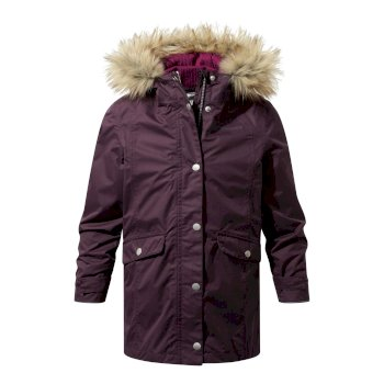 Craghoppers Florrie 3 in 1 Jacket Thistle