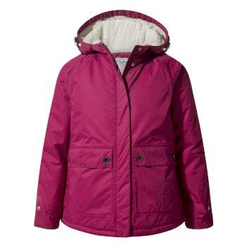 Craghoppers Cairney Jacket Azalia Pink