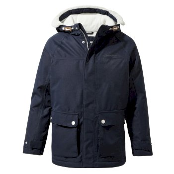 Craghoppers Arlberg Jacket - Blue Navy