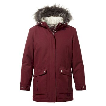 Craghoppers Stelvio Jacket - Wildberry