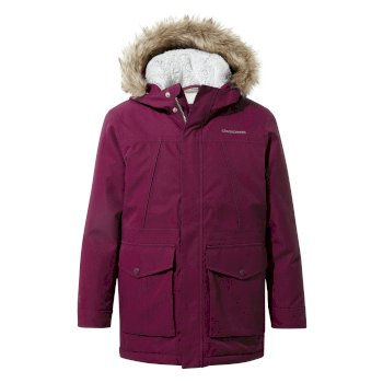 Craghoppers Marikio Jacket - Blackcurrant