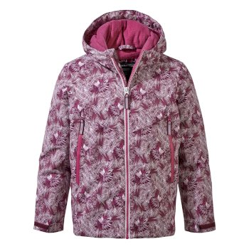 Craghoppers Haider Jacket - Blackcurrant Print