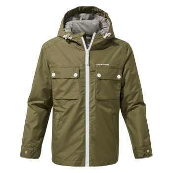 Craghoppers Fausto Jacket - Dark Moss