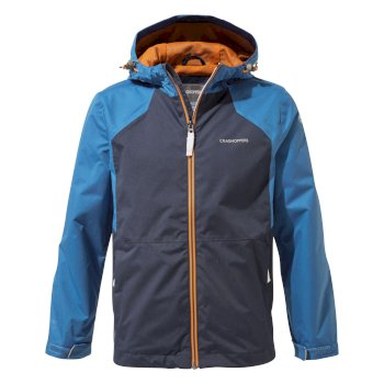 Craghoppers Amadore Jacket - Blue Navy / Delft Blue