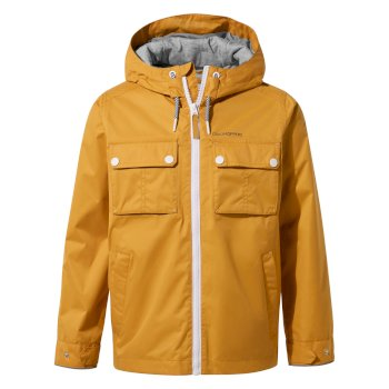 Craghoppers Fabian Jacket - Golden Yellow