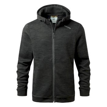 Craghoppers Vector Hooded Jacket Black