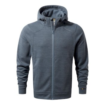 Craghoppers Vector Hooded Jacket Ocean Blue