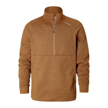 Craghoppers Vector Half-Zip Fleece Russet