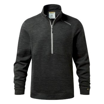 Craghoppers Vector Half-Zip Fleece Black