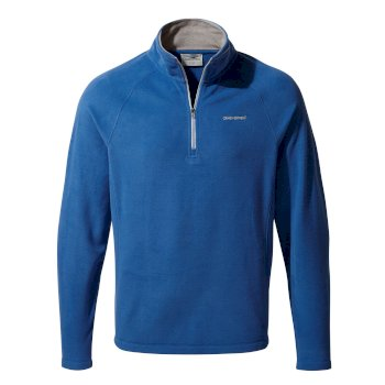Craghoppers Corey V Half Zip - Deep Blue