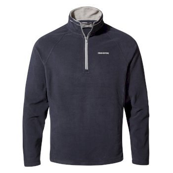 Craghoppers Corey V Half-Zip Fleece - Dark Navy
