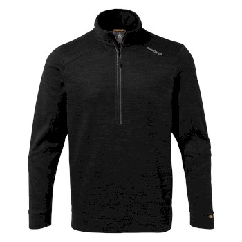 Craghoppers Strata Half-Zip Fleece - Black