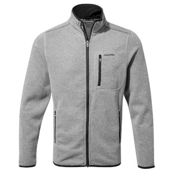 Craghoppers Etna Jacket - Soft Grey Marl