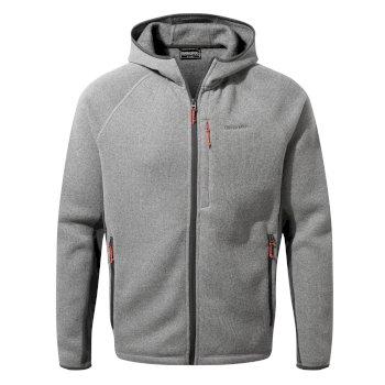 Craghoppers Apollo Fleece Jacket - Soft Grey Marl