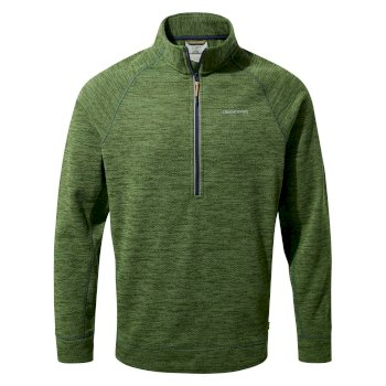 Craghoppers Stromer Half-Zip Fleece - Agave Green