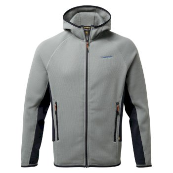 Craghoppers Mannix Fleece Jacket - Cloud Grey